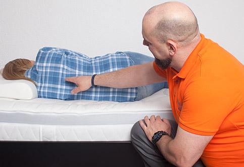 Medisch matras op maat customatraz